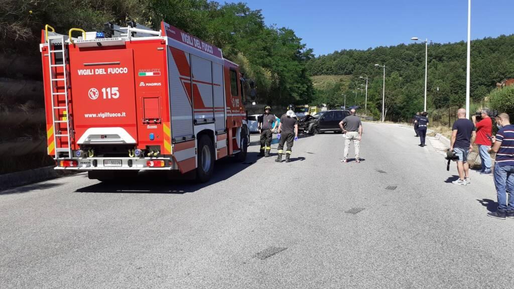 Incidente mortale Cardarelli 27 luglio
