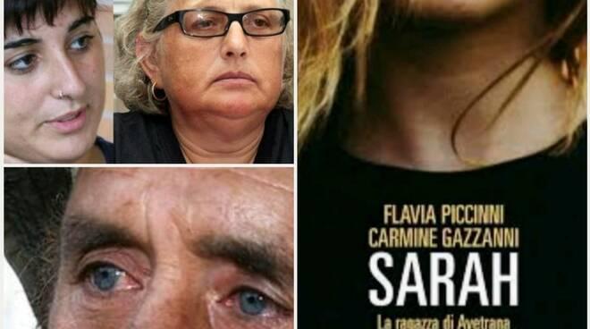 sarah scazzi libro copertina collage