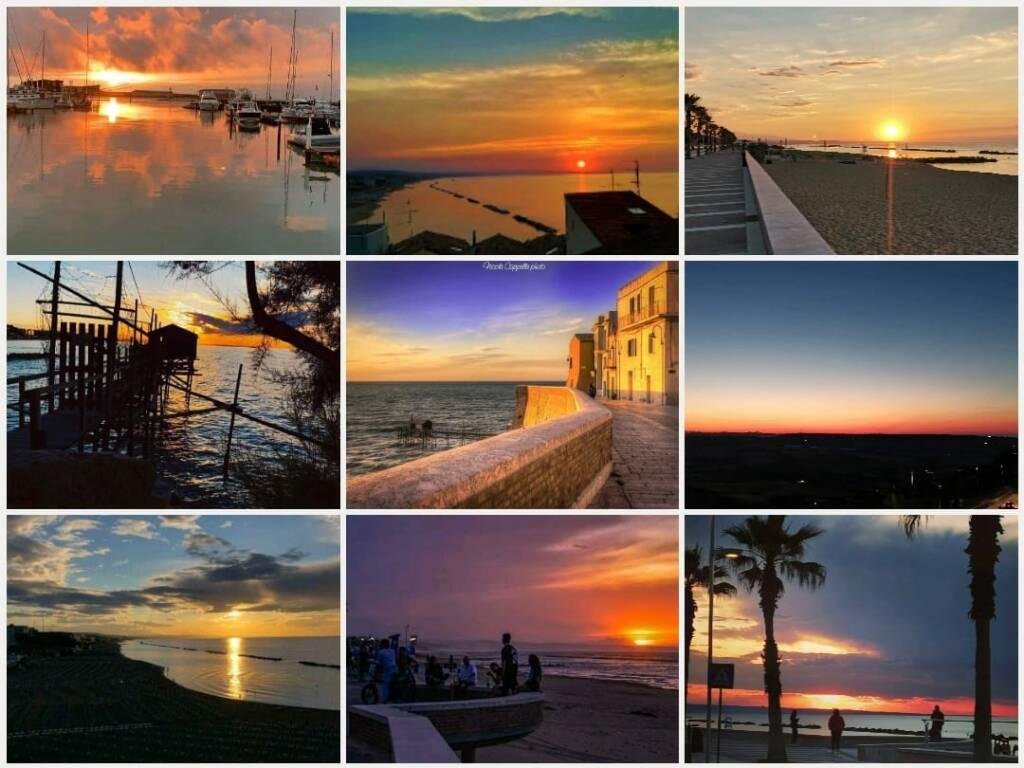 tramonti termoli collage