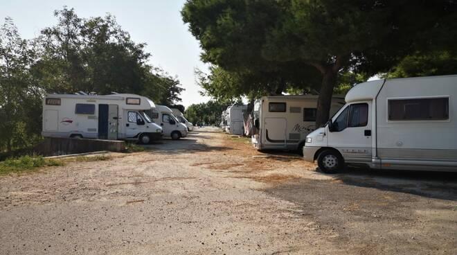 Area camper Rio vivo