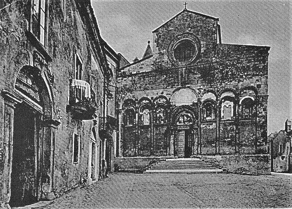 Bagni pubblici Termoli foto d'epoca
