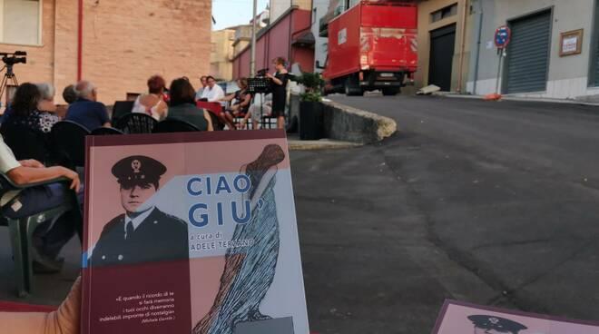 Ciao giù libro Giulio Rivera