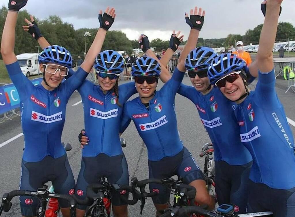 ciclismo donne juniores eremita