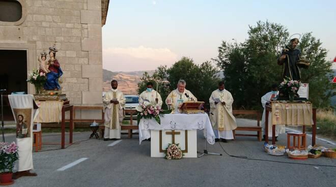feste patronali castelbottaccio