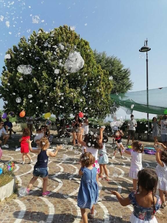 festa bambini piazza petacciato