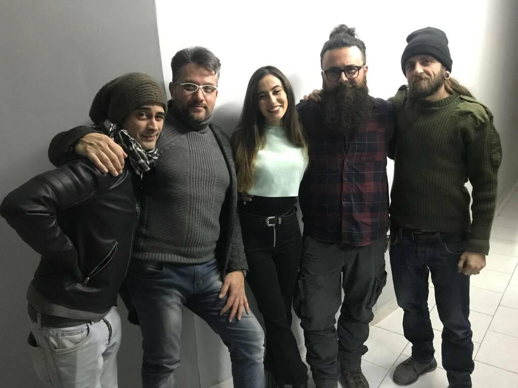cast venus project Mussini