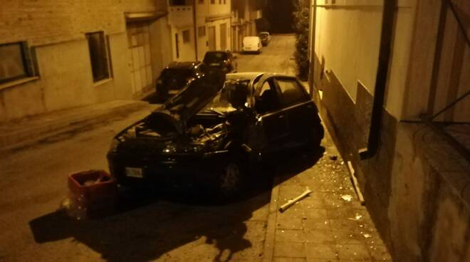 incidente via bari guglionesi