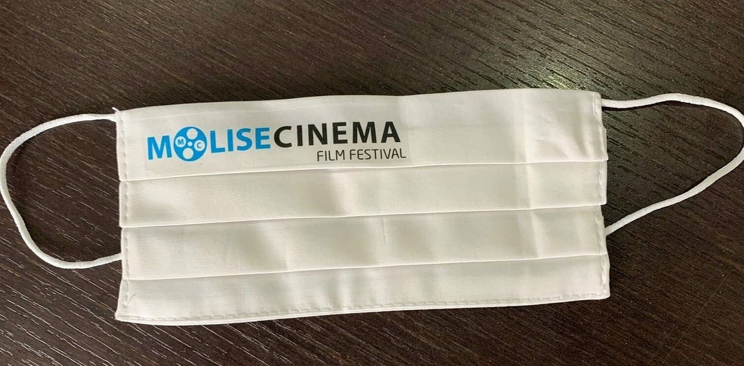 mascherina molise cinema