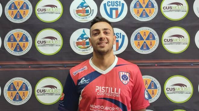 Maurizio Cornacchione (Cus)