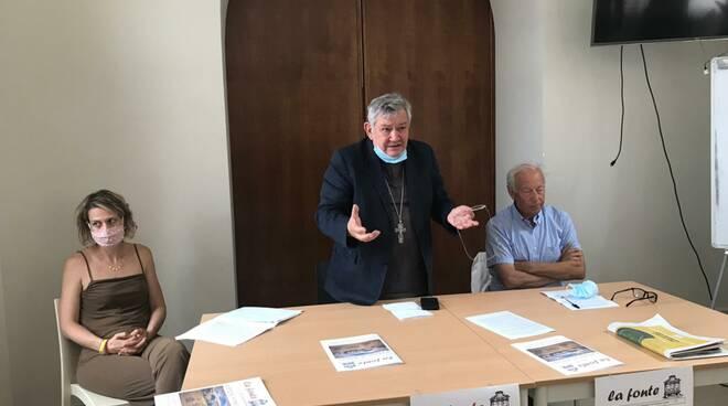 vescovo de luca tina de michele famiano crucianelli