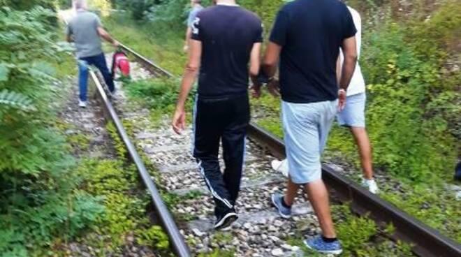 Migranti fuga isernia