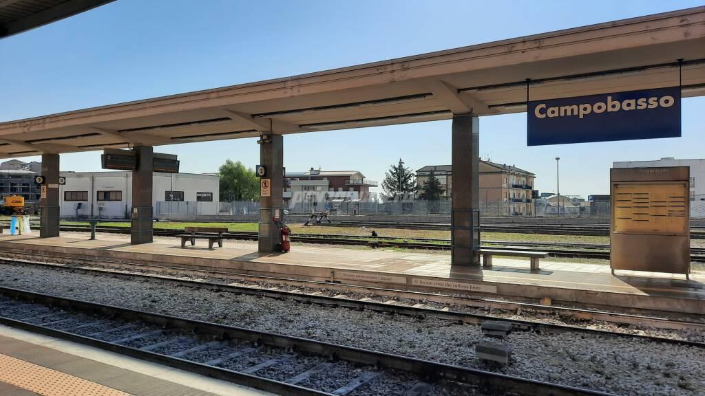 Stazione Campobasso treni