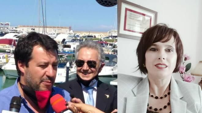 Salvini Marone e Aida