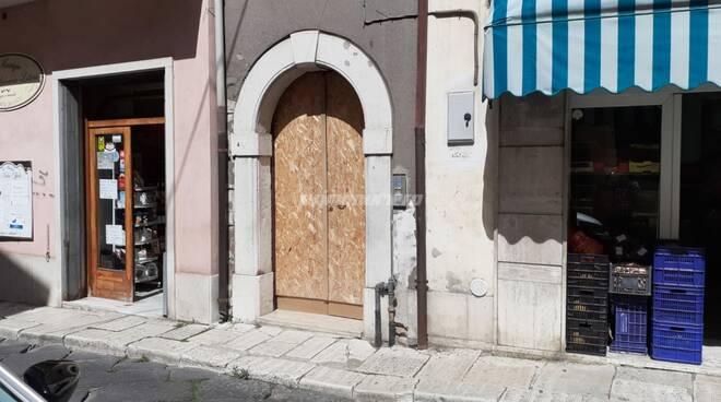 Casa consigliera Scoglietti Campobasso