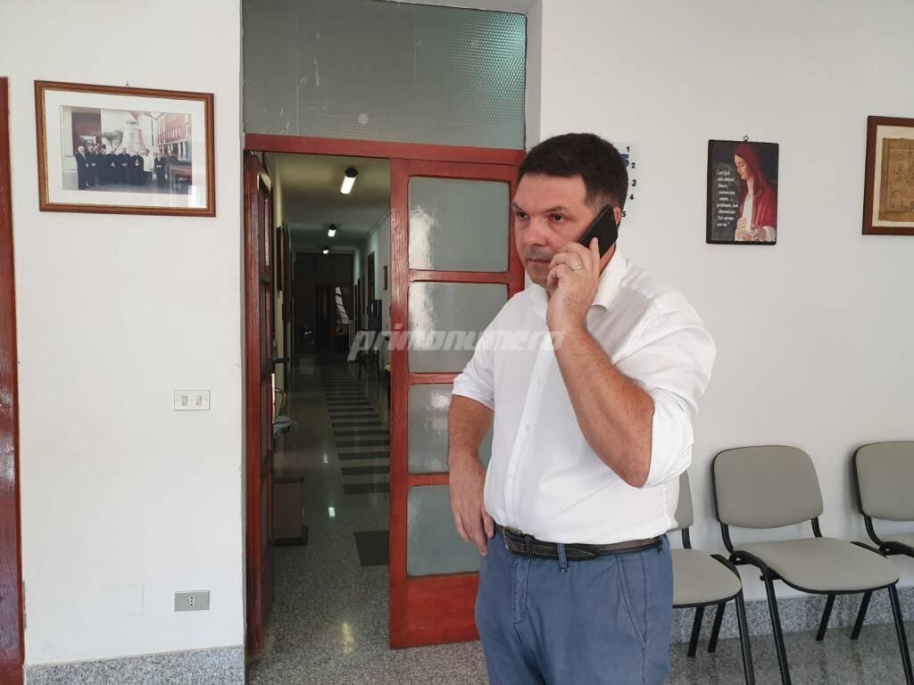 Daniele Saia Agnone candidato sindaco