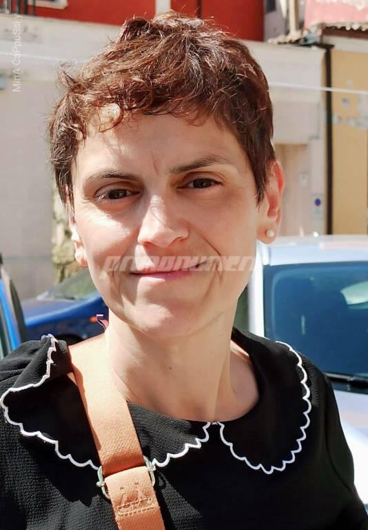 Mariacristina Spina candidato sindaco Bojano