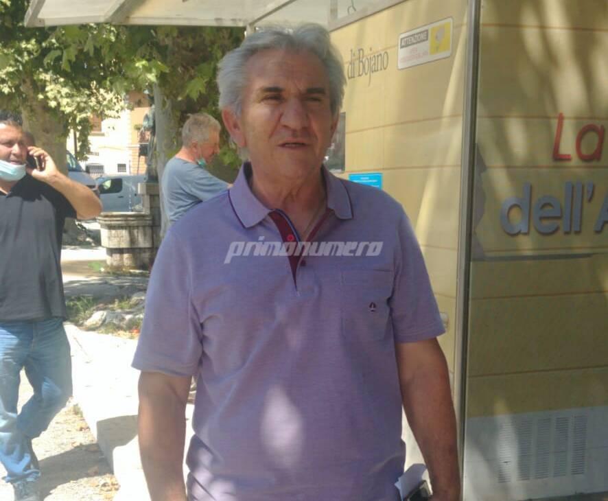 Carmine Ruscetta candidato sindaco Bojano