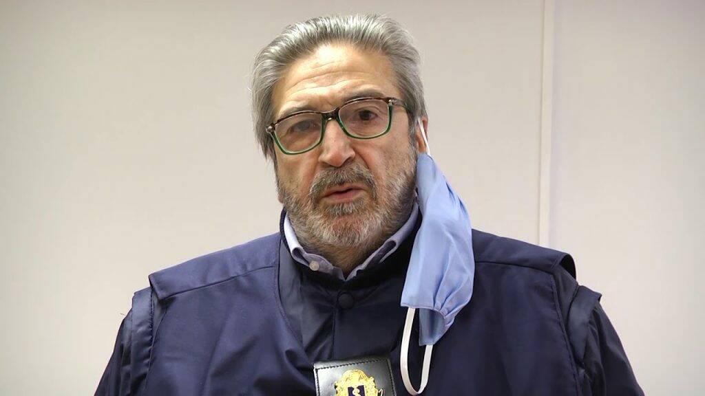 Agostino Iannelli candidato centrodestra Agnone