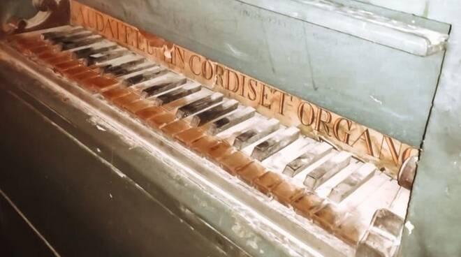 Organo San Giovanni in Galdo