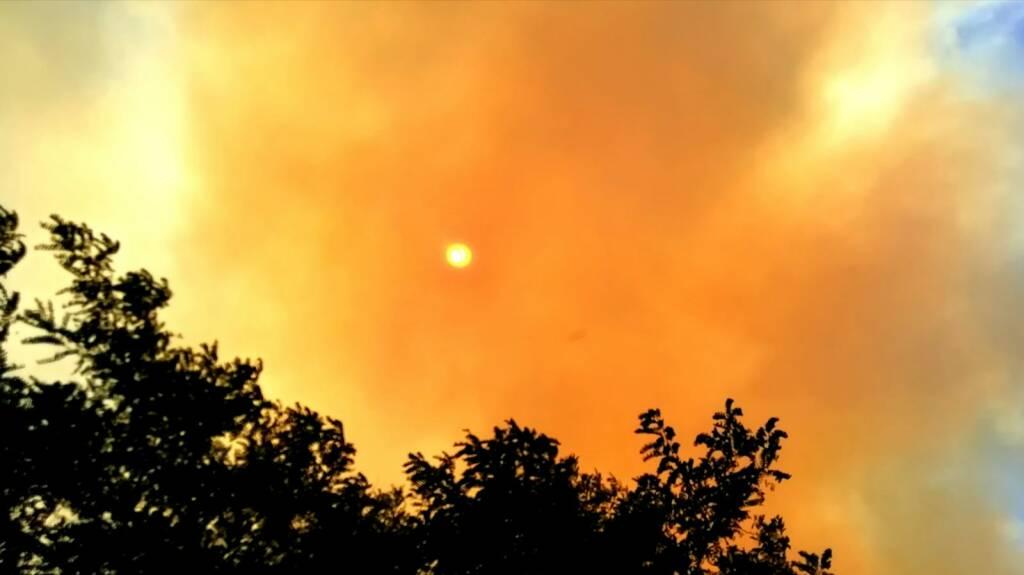 Incendio Guglionesi 30 agosto 2020