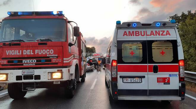 incidente mortale statale 87