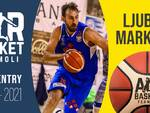 ljubisa markovic air basket termoli