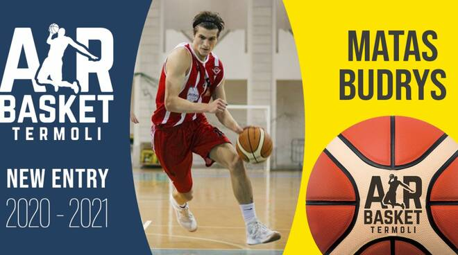 matas burdys air basket termoli