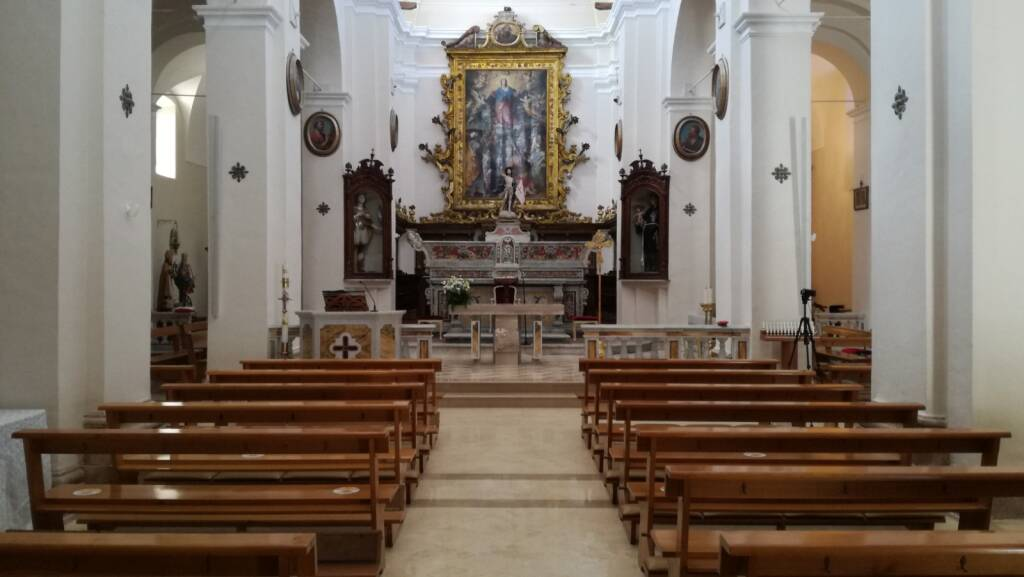 Montorio nei Frentani, riaperta la chiesa di Santa Maria Assunta