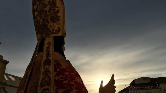 San Basso messa dell'Aurora