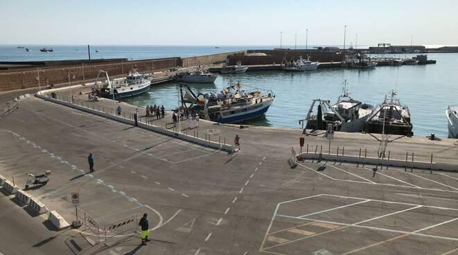 San basso porto termoli barca