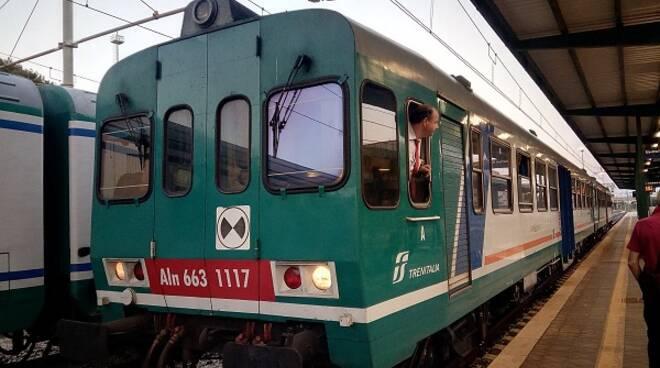 treno termoli campobasso passaggi a livello ferrovia