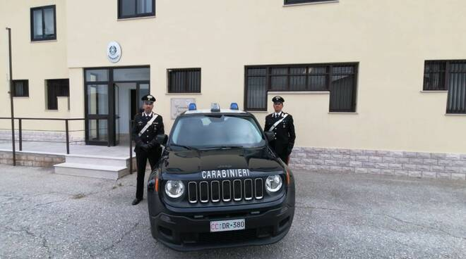 carabinieri cercemaggiore