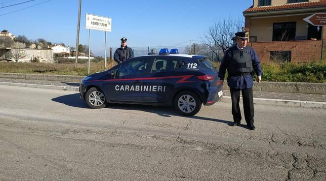carabinieri montecilfone