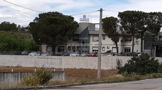 Casa della salute poliambulatorio montenero