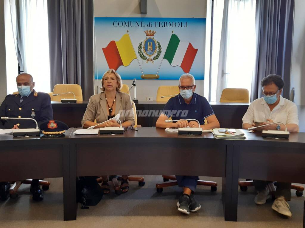 Conferenza guardie ambientali differenziata Termoli