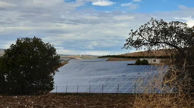Fotovoltaico pannelli solari Montenero