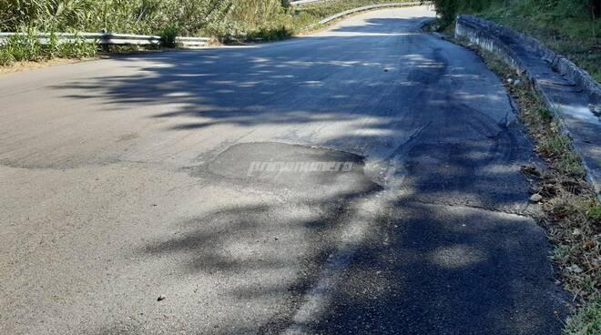 Frana petacciato cemento