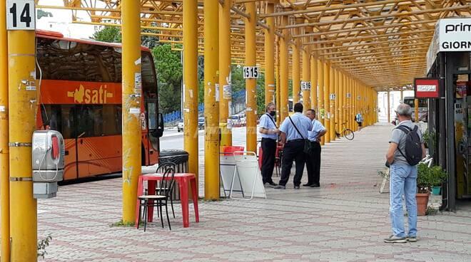 Terminal autobus Campobasso
