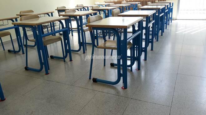 Banchi Liceo Classico Mario Pagano scuola