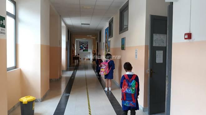 Alunni scuola D'Ovidio Campobasso