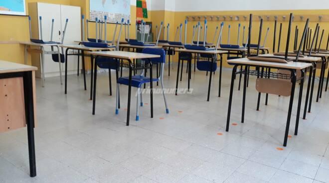 Banchi scuola D'Ovidio Campobasso