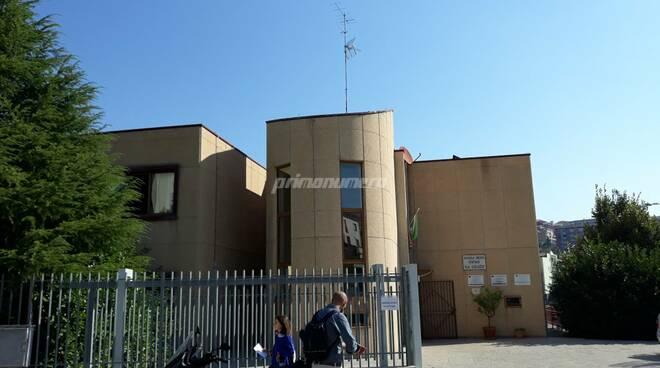 Scuola media colozza Campobasso
