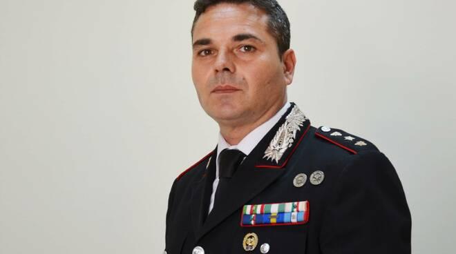 capitano Rosano CC Campobasso