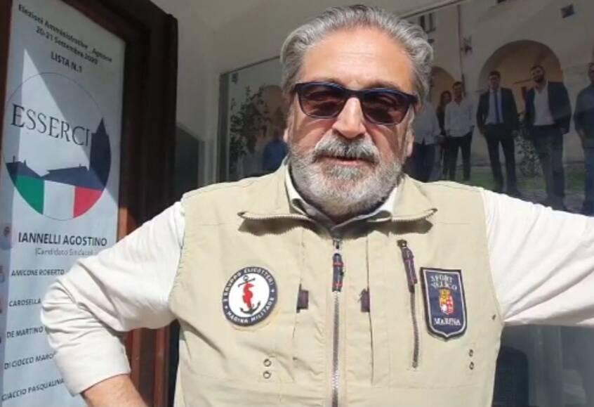 Agnone Iannelli Agostino candidato centrodestra