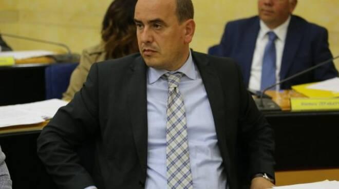 Armandino d'Egidio Forza Italia consiglio regionale