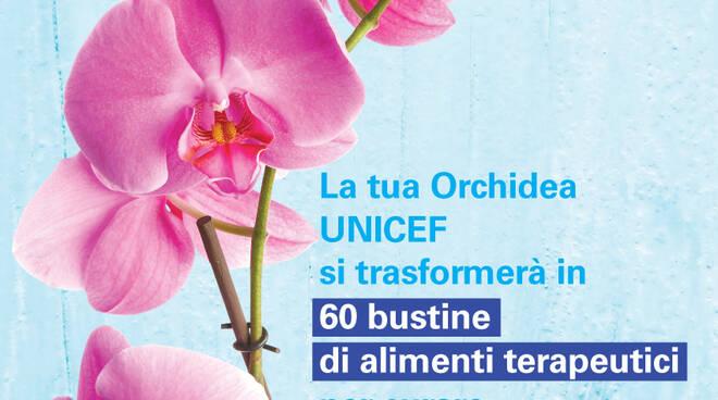 orchidee unicef