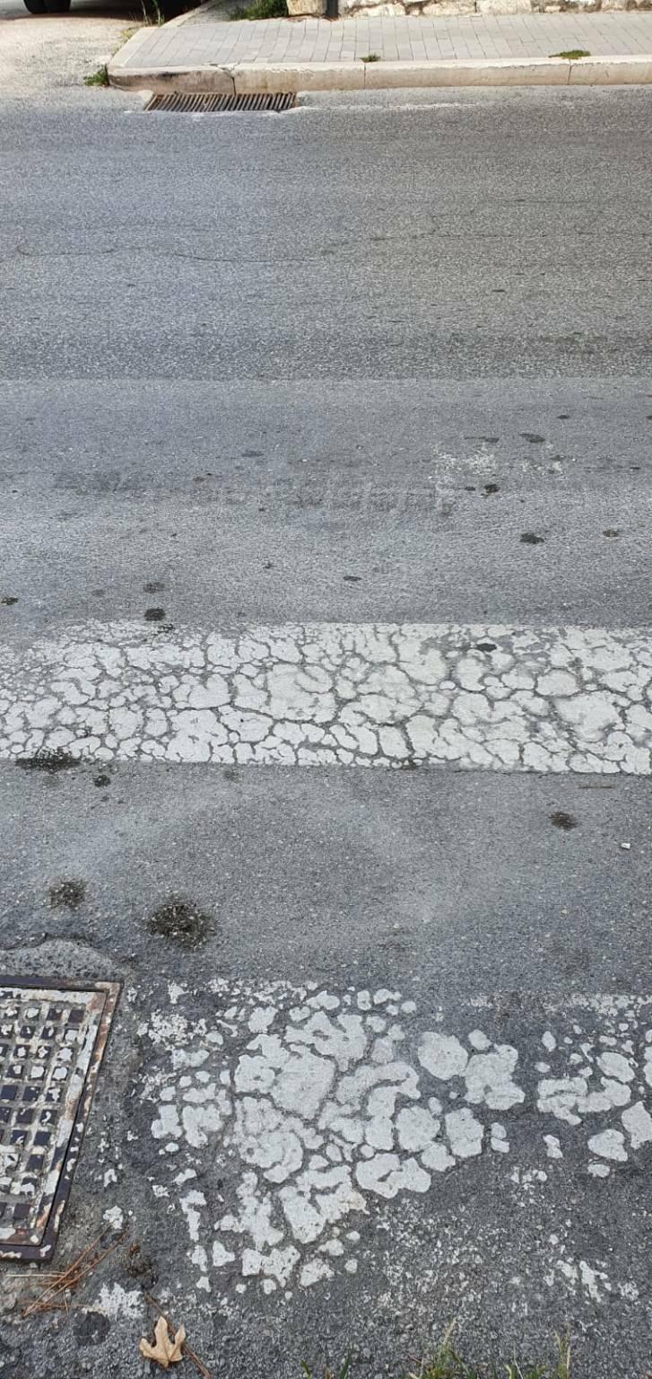 strade Campobasso segnaletica