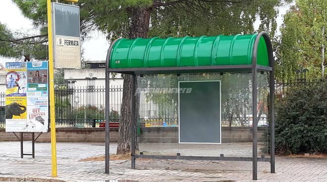 Fermata autobus Seac Campobasso