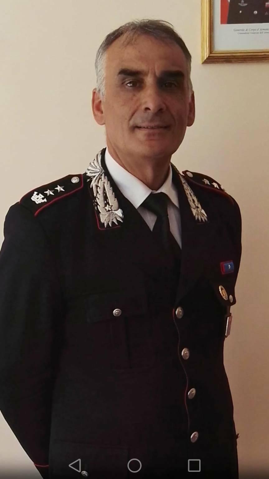 iacuzio carabinieri