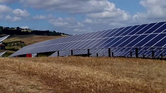Pannelli fotovoltaici BassoMolise
